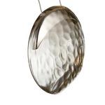 Lolli LED Pendant - Chrome / Bronze Glass