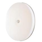 UHO Flush Mount / Wall Sconce - Brushed Nickel / Acrylic