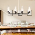 Wickford Island Chandelier by Savoy House