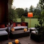 Wind Outdoor Floor Lamp -  /