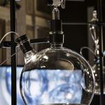 Fluid Edition Chandelier - Transparent
