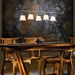 Wren Linear Adjustable Pendant by Hubbardton Forge