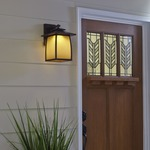 Wright House Outdoor Wall Light -  /