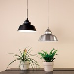 Wyandotte Pendant with Canopy by WAC Lighting