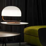 Zanuso Table Lamp by Oluce Srl