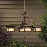Zen Garden Outdoor 12V Chandelier -