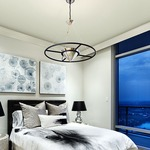 Zero Gravity Pendant by Troy Lighting