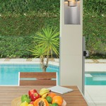 Amador Outdoor Wall Light by Z-Lite