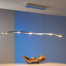 Onda LED Linear Suspension