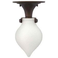 Congress Teardrop Semi Flush Ceiling Light