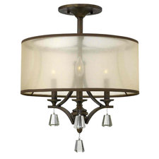 Mime Light Semi Flush Mount