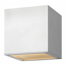 Kube Outdoor Up/Down Wall Sconce