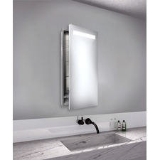Luminous Right Recessed Medicine Cabinet