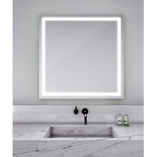 Integrity Square Lighted Mirror