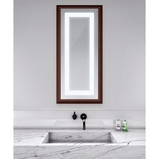 Momentum 23-inch Lighted Mirror