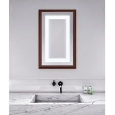 Momentum 26-inch Lighted Mirror