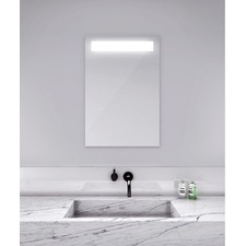 Quantum Lighted Mirror