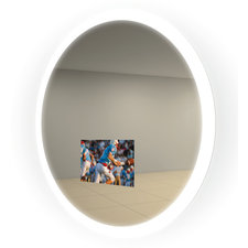 Trinity Lighted Mirror TV