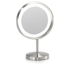 Blush Counter Top Makeup Mirror
