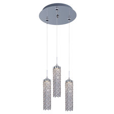Shanell 3-light LED Pendant
