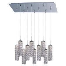 Shanell 10-light LED Pendant