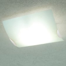 White Ceiling Light