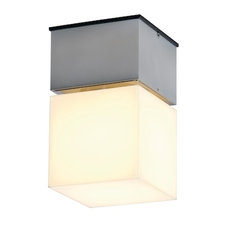 Square C Wall Light