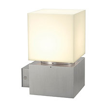 Square Outdoor Wall Light