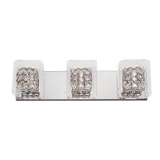 Block Crystal Vanity Bath Bar
