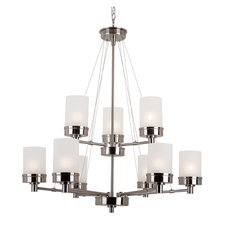 Urban Swag 2-Tier Chandelier