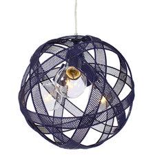 At Mesh Sphere Pendant