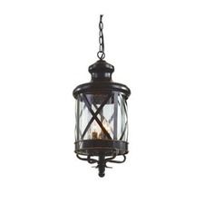 New England Coastal Hanging Coach Lantern