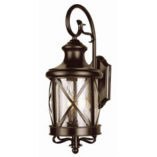 New England Outdoor Coastal Coach Wall Light