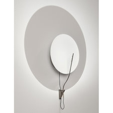 Full Moon Incasso Recessed Wall Sconce