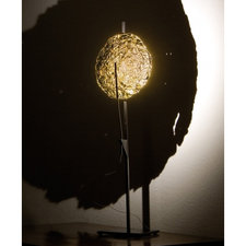Gold Moon Table Lamp