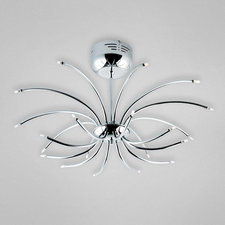 Kasper Semi Flush Mount