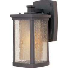 Bungalow Outdoor Wall Sconce