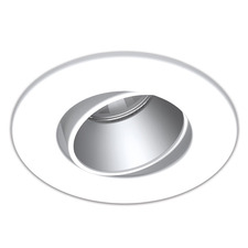 T3450D 3.5 Inch Smooth Adjustable Reflector Regressed Trim