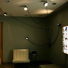 Droog 5-Light Wall Fixture