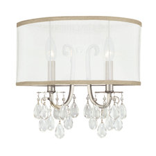 Hampton 2 Light Wall Sconce