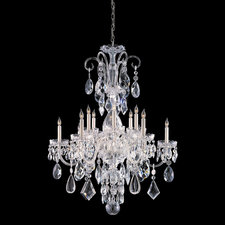 Traditional Crystal 1045 Chandelier
