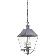 Montgomery Outdoor Covered Pendant