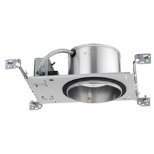 IC22LEDG4 6 Inch 600 Lumen IC New Construction Housing 120V
