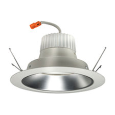 J6RLG3 6 Inch 600 Lumen Alzak Retrofit Downlight Trim