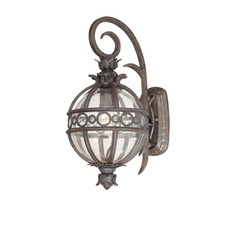 Campanile Outdoor Wall Sconce