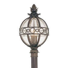 Campanile Outdoor Post Lantern
