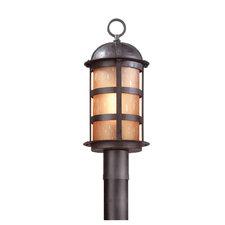 Aspen Post Lantern