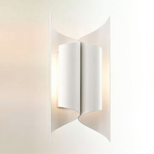 Kinetic Large Outdoor Wall Sconce