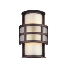 Discus Outdoor Wall Sconce