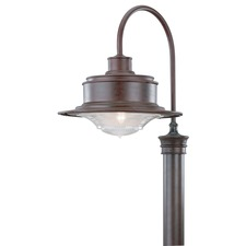 South Street Post Lamp